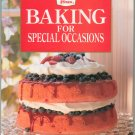 Duncan Hines Baking For Special Occasions Cookbook Favorite All Time Recipes 0785301267