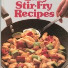 Better Homes And Gardens Easy Stir Fry Recipes Cookbook 069601825x