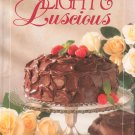 Light & Luscious Cookbook 0848711505