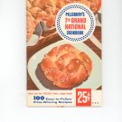 Pillsbury 7th Grand National Cookbook  Vintage Item