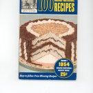 Pillsbury 5th Grand National Cookbook  Vintage Item First Edition