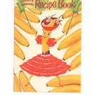 Chiquita Bananas Recipe Book Cookbook Vintage BEAUTY