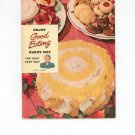 Enjoy Good Eating Every Day Cookbook by Spry Shortening Vintage