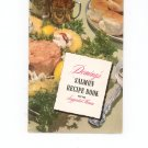 Demings Salmon Recipe Book Cookbook With Suggested Menus by Dorothy Fisher