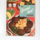 The Ground Meat Cookbook #108 by Culinary Arts Institute Vintage Item