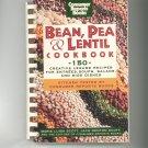 Bean Pea & Lentil Cookbook By Consumer Reports Books 0890433631