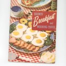Brunch Breakfast And Morning Coffee Cookbook # 107 by Culinary Arts Institute Vintage Item