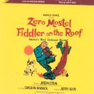 Zero Mostel Fiddler On The Roof Clarinet 0897246756
