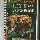 Beta Sigma Phi International Holiday Cookbook 79157863