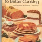 The Blender Way To Better Cooking Cookbook Vintage 6525358 First Edition
