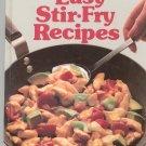 Better Homes And Gardens Easy Stir Fry Recipes Cookbook 069601825x
