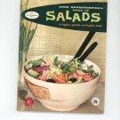 Good Housekeepings Book Of Salads #6 Cookbook Vintage
