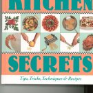 Kitchen Secrets Cookbook Plus by Readers Digest 0762100087