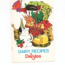 Dairy Recipes Cookbook by Dairylea