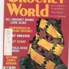 Crochet World Magazine June 1979 Vintage