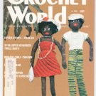 Crochet World Magazine October 1978 Vintage