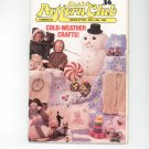 Annies Pattern Club Magazine Number 36 Dec. Jan. 1986