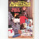 Annies Pattern Club Magazine Number 42  Dec. Jan. 1987