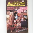Annies Pattern Club Magazine Number 39  June July 1986