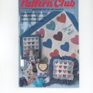 Annies Pattern Club Magazine Number 48 Dec. Jan. 1988