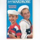 Annies Wardrobe No. 14  March April 1987 Seafaring Fashions