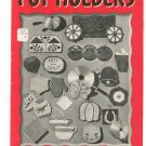 Pot Holders Book No. 196  Clarks J&P Coats Vintage