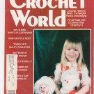 Crochet World Magazine December 1980 Vintage