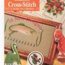 Classic Cross Stitch June / July 1991 Volume 4  No. 3