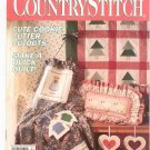 Country Stitch Magazine Vol. 4 No.6 March April 1992