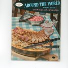 Good Housekeepings Around The World #19 Cookbook Vintage