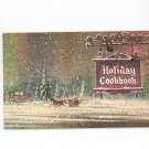 Holiday Cookbook by Rochester Gas & Electric Company Vintage Regional New York