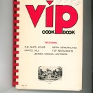 VIP Cook Book Volume II Cookbook Regional American Cancer Society Virginia Vintage