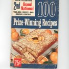 Pillsbury 2nd Grand National Cookbook  Vintage Item First Edition