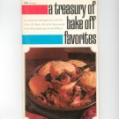 A Treasury Of Bake Off Favorites Cookbook Pillsbury Vintage