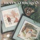 Seasons Remembered  Cross Stitch Leisure Art Book Nine 0942237404