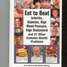 Eat To Beat Medical Book 1890957631
