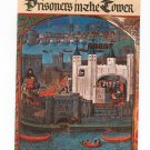 Prisoners In The Tower Guide Souvenir Vintage 85372153x