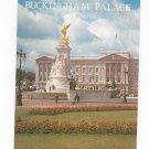 Buckingham Palace Guide Souvenir Vintage 85372086x