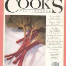 Cooks Illustrated May June 2000 # 44 Magazine / Cookbook