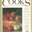 Cooks Illustrated September October 2001 # 52 Magazine / Cookbook