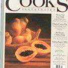 Cooks Illustrated April 1996 #19 Magazine / Cookbook