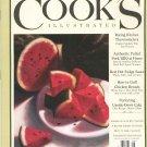 Cooks Illustrated July August 1997 #27 Magazine / Cookbook