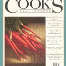 Cooks Illustrated May June 1999 #38 Magazine / Cookbook