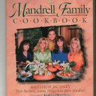 The Mandrell Family Cookbook by Matthew Dudney Signed Copy 155853752x
