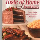 2006 Taste Of Home Annual Recipes Cookbook 0898214572