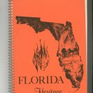 Florida Heritage Cook Book Cookbook Regional Womens Symphony Society Vintage