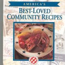 Americas Best Loved Community Recipes Cookbook by Better Homes Gardens 0696200953