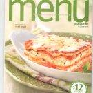 Special Wegmans Menu Magazine / Cookbook Fall 2008 Regional