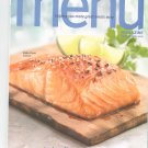 Special Wegmans Menu Magazine / Cookbook Summer 2008 Regional