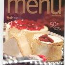 Special Wegmans Menu Magazine / Cookbook Holiday 2002 Regional